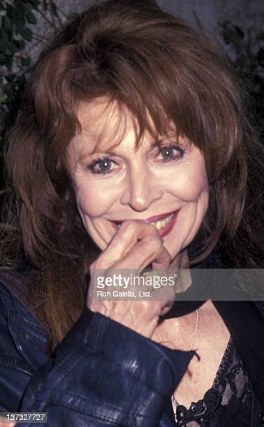 Ann Wedgeworth attends National Veterans Foundation Gala Honoring Charles Durning on March 2 1994 at the Westwood Playhouse in Westwood California