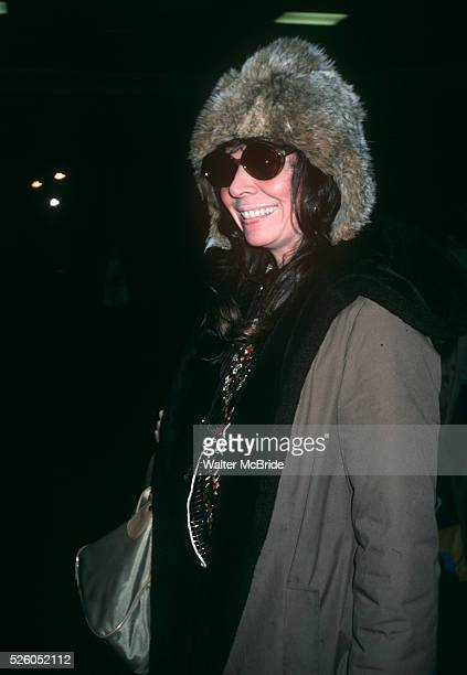 Ann Wedgeworth pictured in New York City in 1982