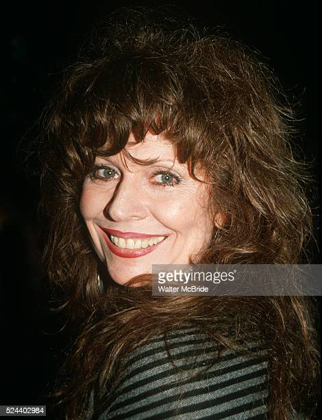 Ann Wedgeworth pictured in New York City in 1990