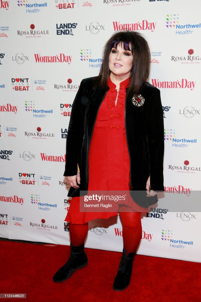 Woman's Day Celebrates 16th Annual Red Dress Awards - Arrivals : News Photo