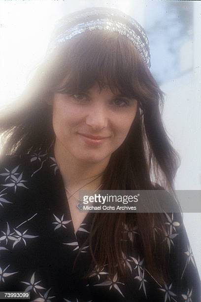Ann Wilson of the rock band 'Heart' poses for a portrait in circa 1977