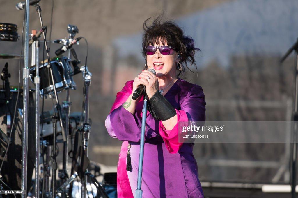 Ann Wilson In Concert - Irvine, CA