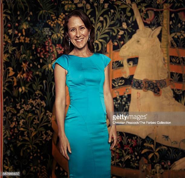 Ann Wojcicki of 23andMe