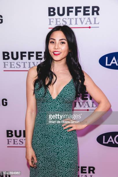 Anna Akana attends the 6th Edition Of Buffer Festival at St Lawrence Centre for the Arts on September 30 2018 in Toronto Canada