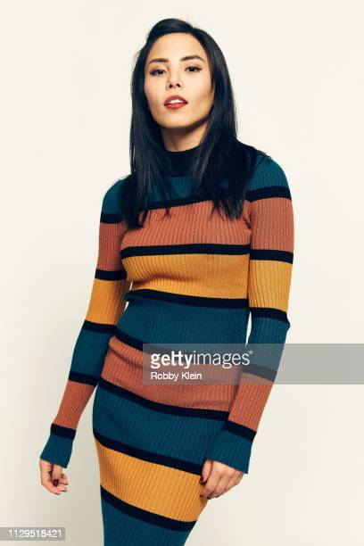 Anna Akana of the film 'Go Back to China' poses for a portrait at the 2019 SXSW Film Festival Portrait Studio on March 9 2019 in Austin Texas