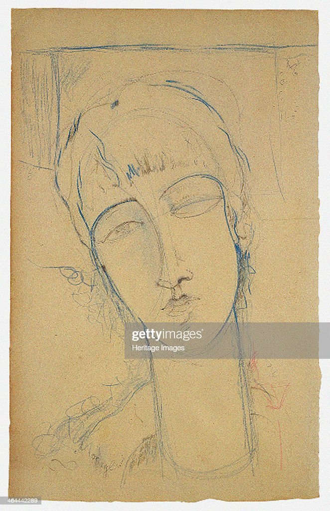 Anna Akhmatova 1915 From a private collection