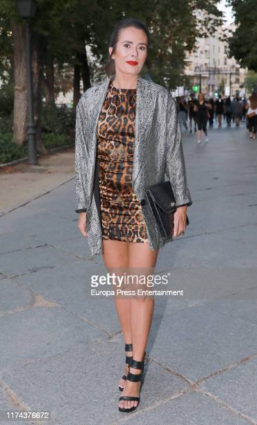 Anna Allen attends the 40 Principales Awards nominated dinner at Florida Retiro on September 12 2019 in Madrid Spain