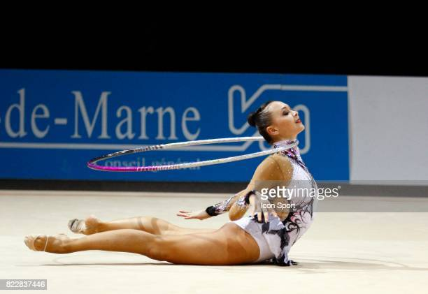 Anna ALYABYEVA Internationaux de GRS Thiais