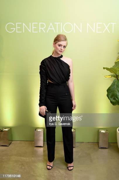 Anna Baryshnikov attends Teen Vogue Celebrates Generation Next Presented By Snapchat at Studio 525 on September 09 2019 in New York City