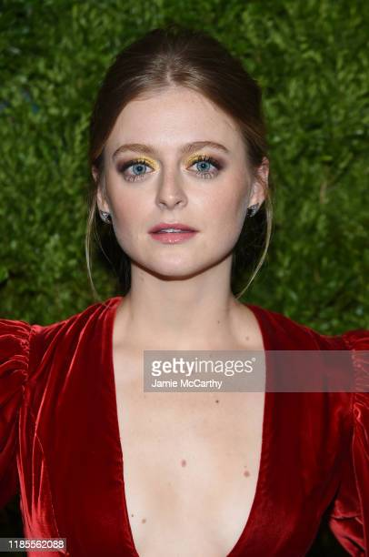Anna Baryshnikov attends the CFDA / Vogue Fashion Fund 2019 Awards at Cipriani South Street on November 04 2019 in New York City