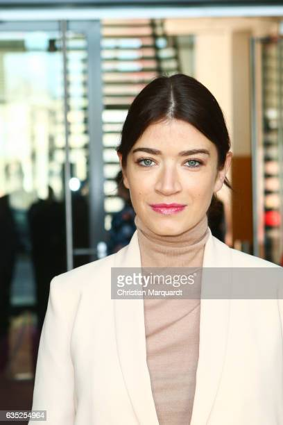 Anna Bederke attends the Hessian Reception during the 67th Berlinale International Film Festival Berlin at on February 14 2017 in Berlin Germany