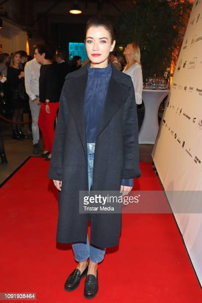 Anna Bederke during the Film Funding Hamburg Warm Up Party on January 30 2019 in Hamburg Germany