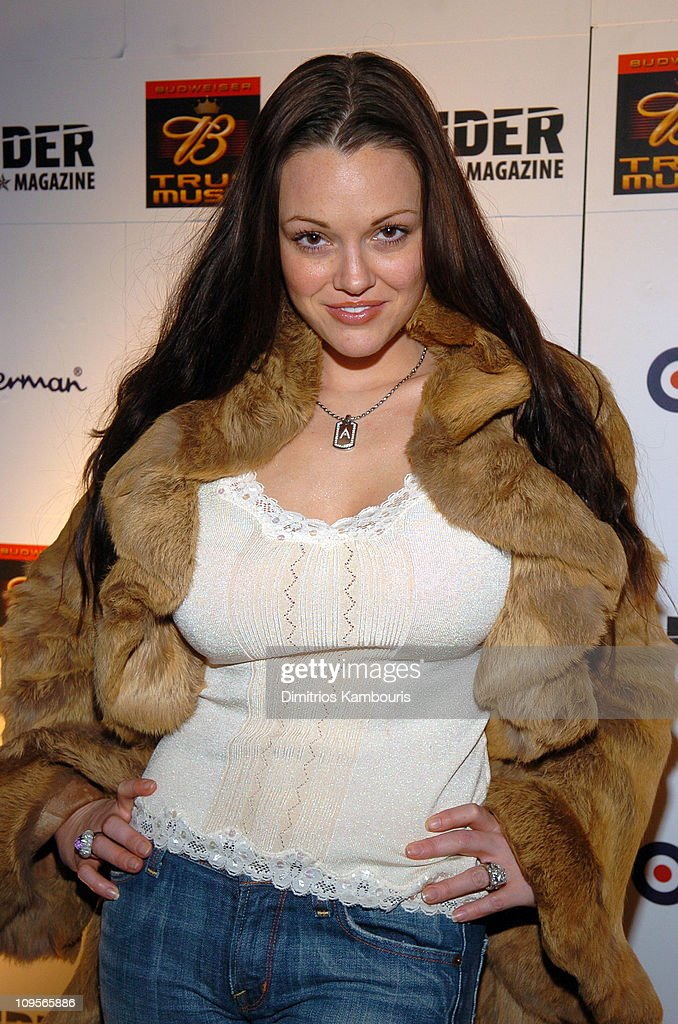 2005 Park City - Blender Sessions with Juliette and the Licks and Kings Of Leon - Arrivals : News Photo