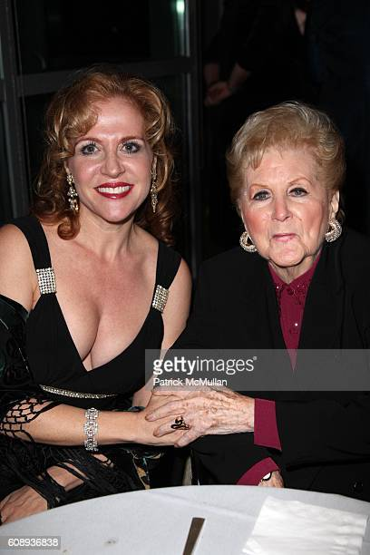Anna Bergman and Margaret Whiting attend HOORAY FOR HOLLYWOOD Honors Legendary Star of Stage and Screen PATRICIA NEAL Benefiting THE AUDITORY ORAL...