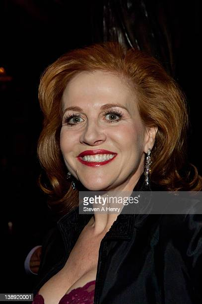Anna Bergman attends the 2012 Love N' Courage Benefit at The National Arts Club on February 13 2012 in New York City