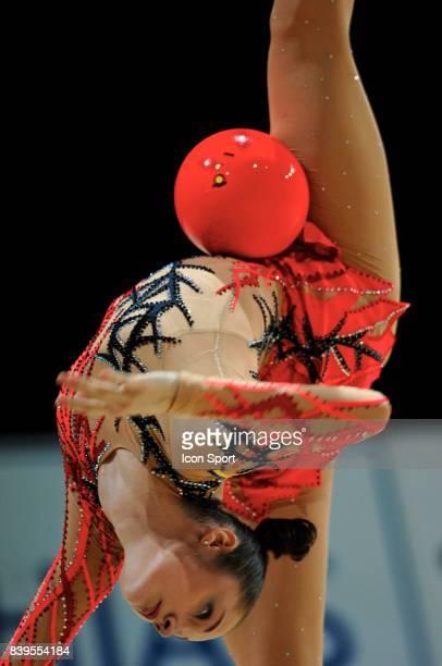 Anna BESSONOVA Internationaux de Gymnastique Rythmique et Sportive de Thiais 2006
