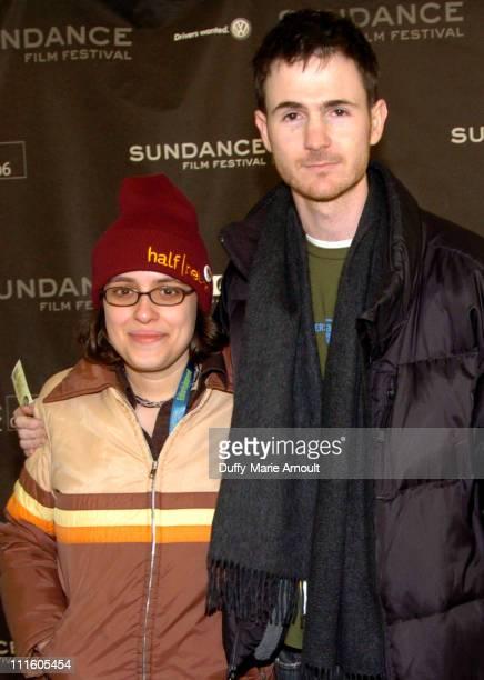 Anna Boden CoWriter/Producer/Editor and Ryan Fleck Director