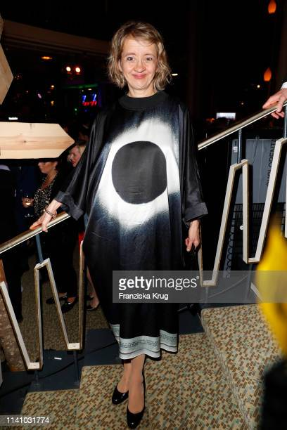 Anna Boettcher during the Lola German Film Award party at Palais am Funkturm on May 3 2019 in Berlin Germany