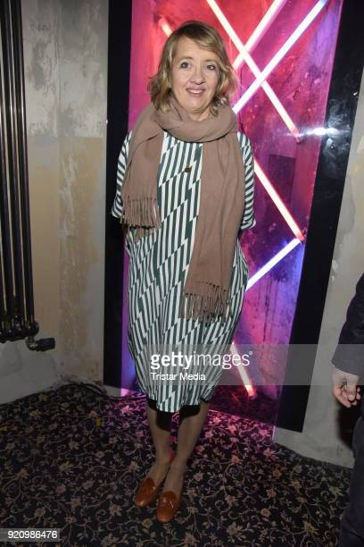 Anna Boettcher during the Pantaflix Panta Party on February 19 2018 in Berlin Germany