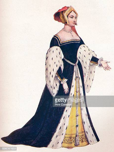 Anna Boleyn or Anne Bullen Queen of England 1533 Anne Boleyn Anne Marchioness of Pembroke also called Ann Bolin and Anne Bullen was the second wife...
