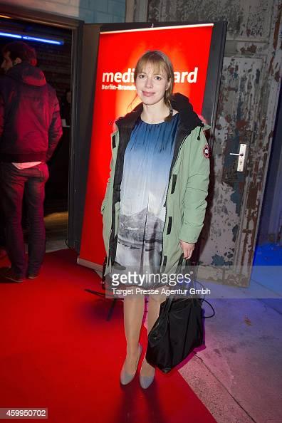Anna Brueggemann attends the Medienboard Pre-Christmas