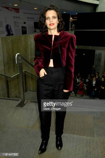Anna Calvi attends the Q Awards 2019 at The Roundhouse on October 16, 2019 in London, England.