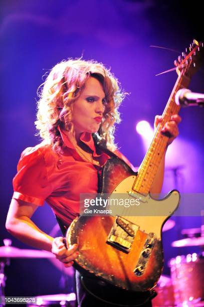 Anna Calvi Botanique Brussels Belgium 9th February 2011