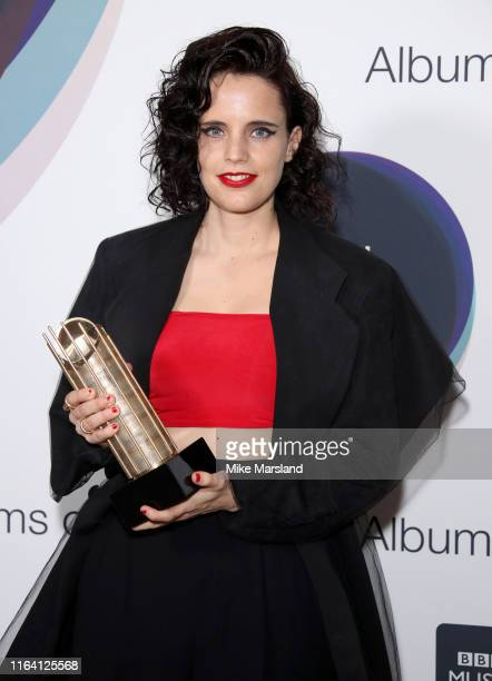 Anna Calvi duing the 2019 Hyundai Mercury Prize Launch at Langham Hotel on July 25 2019 in London England