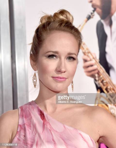 Anna Camp attends the World Premiere of Warner Bros Pictures' 'Isn't It Romantic' at The Theatre at Ace Hotel on February 11 2019 in Los Angeles...