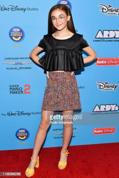 Anna Cathcart attends the 2019 Radio Disney Music Awards at CBS Studios Radford on June 16 2019 in Studio City California