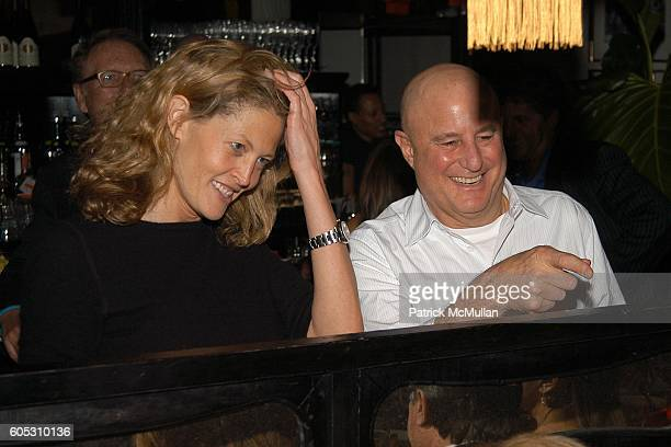 Anna Chapman and Ron Perelman attend ABY ROSEN Birthday Celebration at Chinatown Brasserie on May 15, 2006 in New York City.