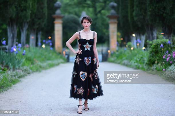 Anna CHIPOVSKAYA arrives at Parfums Christian Dior Cocktail And Dinner At La Colle Noire on May 7 2018 in MandelieulaNapoule France