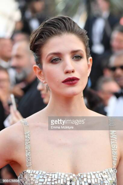 Anna Chipovskaya attends the screening of Everybody Knows and the opening gala during the 71st annual Cannes Film Festival at Palais des Festivals on...