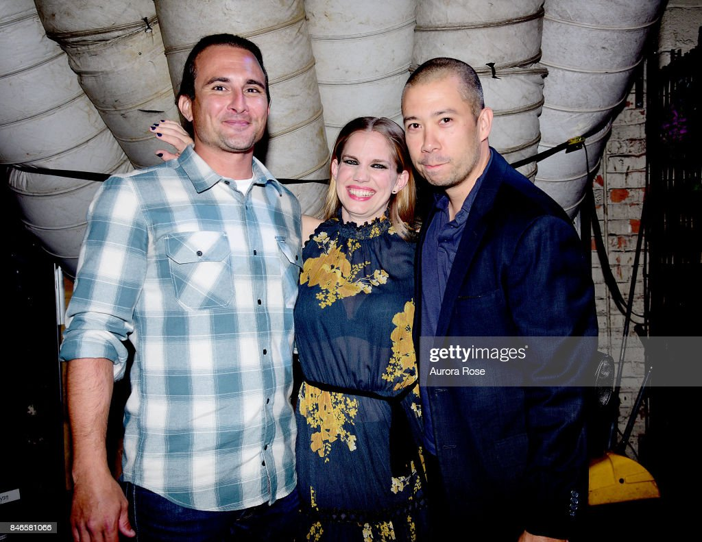 Anna Chlumsky And Shaun So Attend Refinery29s 29rooms Turn It