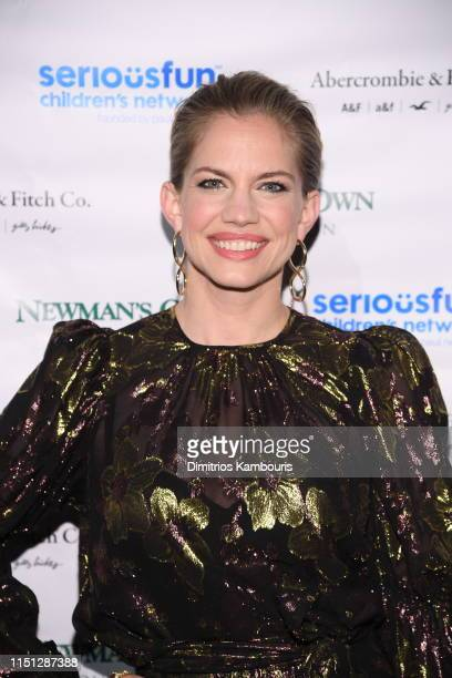 Anna Chlumsky attends 2019 SeriousFun Children's Network Gala at Cipriani 42nd Street on May 23, 2019 in New York City.