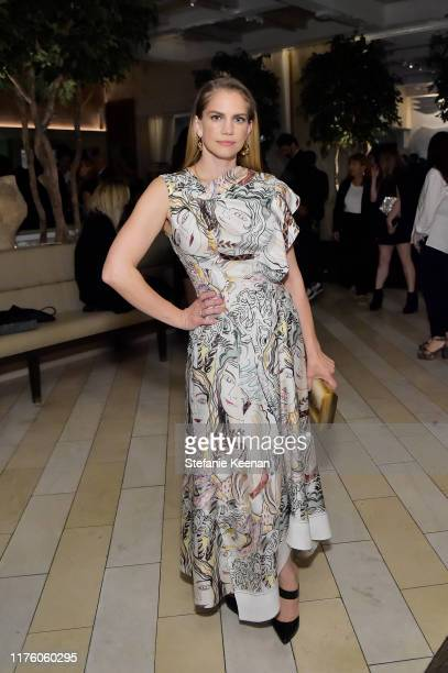 Anna Chlumsky attends The Hollywood Reporter & SAG-AFTRA 3rd annual Emmy Nominees Night presented by Heineken and Anastasia Beverly Hills at Avra...