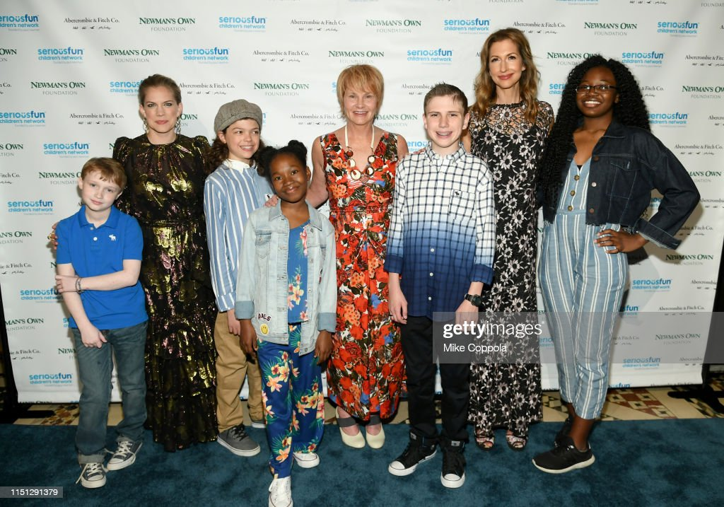 NY: 2019 SeriousFun Children's Network NYC Gala