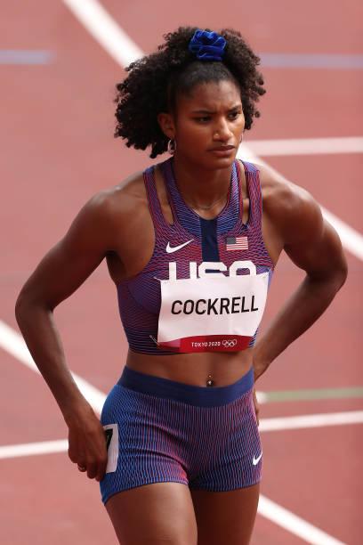 JPN: Athletics - Olympics: Day 8