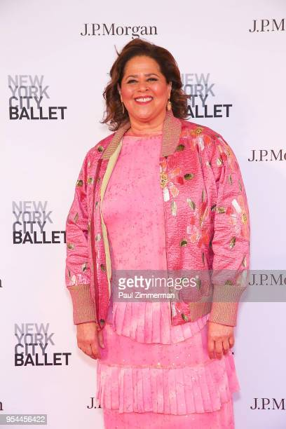 Anna Deavere Smith attends the 2018 New York City Ballet Spring Gala at David H Koch Theater Lincoln Center on May 3 2018 in New York City