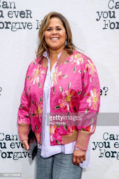 Anna Deavere Smith attends the 'Can You Ever Forgive Me' New York premiere at SVA Theater on October 14 2018 in New York City