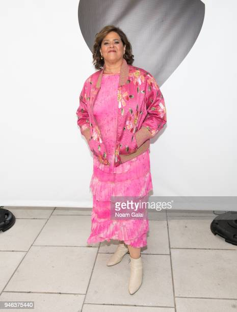 Anna Deavere Smith attends the Performance Space New York Spring Gala on April 14 2018 in New York City
