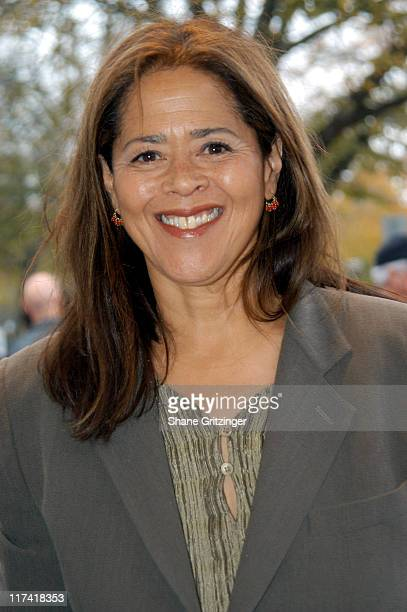 """Anna Deavere Smith during The 11th Annual Hamptons International Film Festival - """"The Human Stain"""" Screening at Easthampton United Artists Theatre in..."""