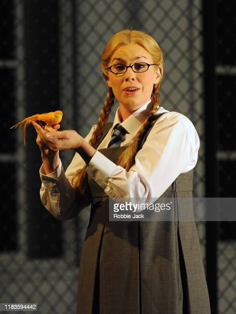Anna Devin as Almirena in Glyndebourne Opera's production of Handel's Rinaldo directed by Robert Carsen and conducted by David Bates at Glyndebourne...