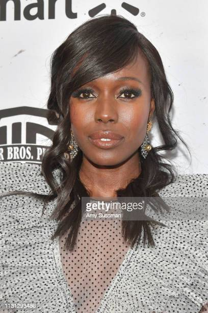 Anna Diop attends 2019 Essence Black Women In Hollywood Awards at the Beverly Wilshire Four Seasons Hotel on February 21 2019 in Beverly Hills...