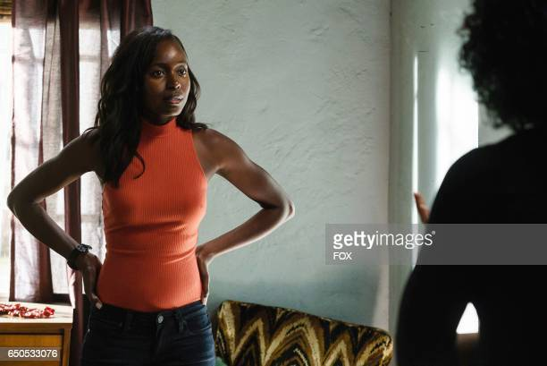 LEGACY Anna Diop in the '200 PM300 PM' episode of 24 LEGACY airing Saturday Feb 18 on FOX