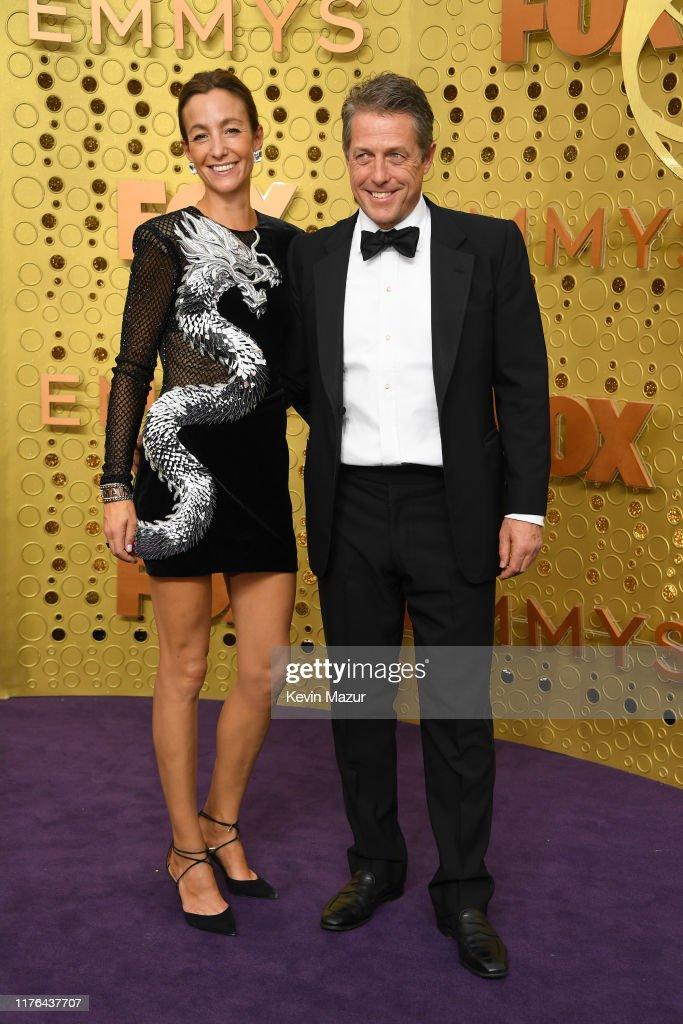 71st Emmy Awards - Arrivals : Nachrichtenfoto