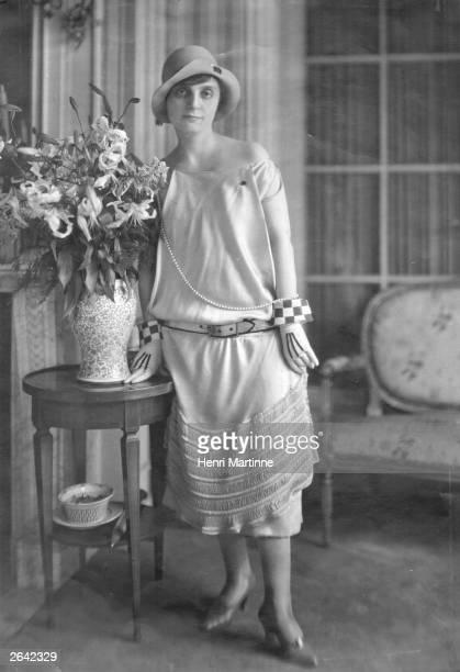 Anna Elisabeth Comtesse de Noailles French poetess and novelist