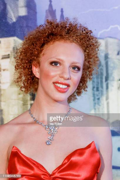Anna Ermakova attend the Remus Lifestyle Night on August 1 2019 in Palma de Mallorca Spain