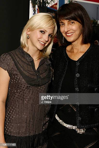 Anna Faris and Ruth Vitale during 31st Annual Toronto International Film Festival - First Look Pictures Party at Gardiner Museum in Toronto, Ontario,...