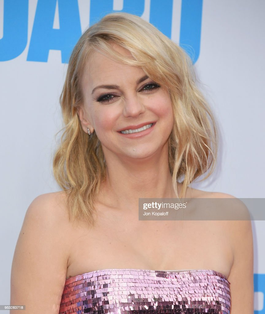 Anna Faris attends the premiere of Lionsgate and Pantelion Film's 'Overboard' at Regency Village Theatre on April 30, 2018 in Westwood, California.